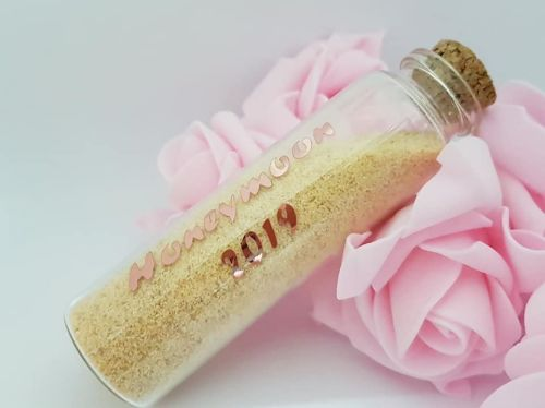 Honey Moon Sand Jar