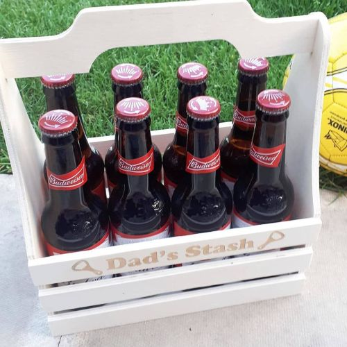 Personalised Beer Caddy