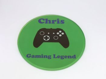 Personalised Game Controller Coaster