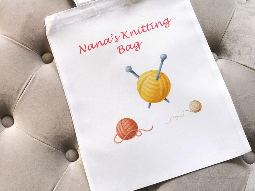 Personalised Reusable Bags