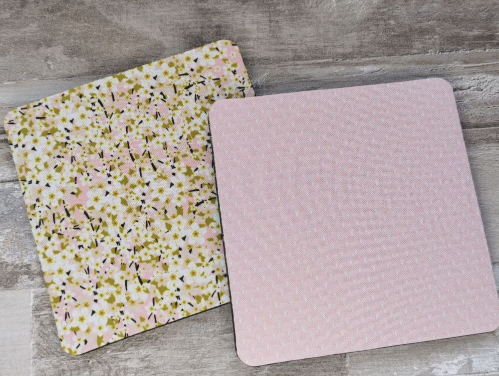 Blossom Tree Coasters Available In Packs Of 4,6