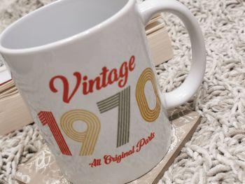 Ceramic Birthday Coffee Cup