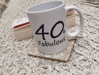 Birthday Coffee Cup