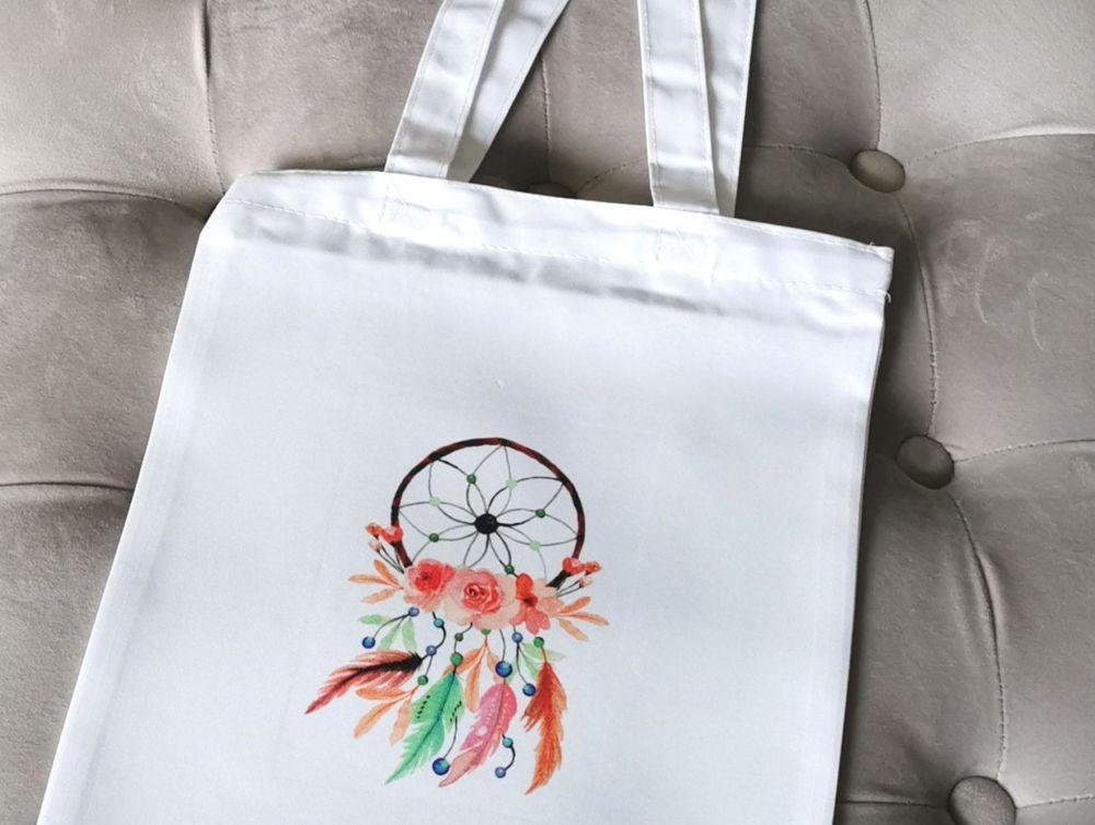 Dream Catcher Reusable Bag