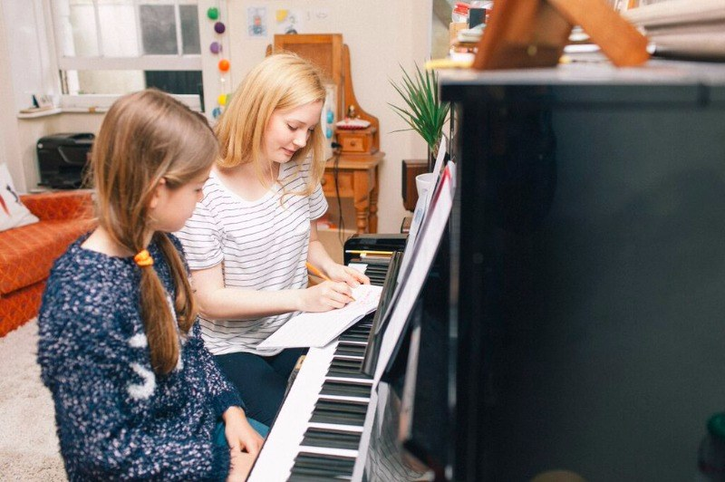 Sofie Kay Piano Tuition