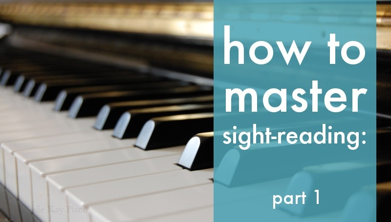 How to Master Sight-reading