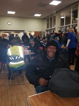 Woolwich Common Community Centre Christmas Homeless Event 2017 (3)