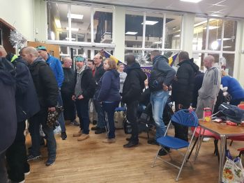 Woolwich Common Community Centre Christmas Homeless Event 2017 (4)