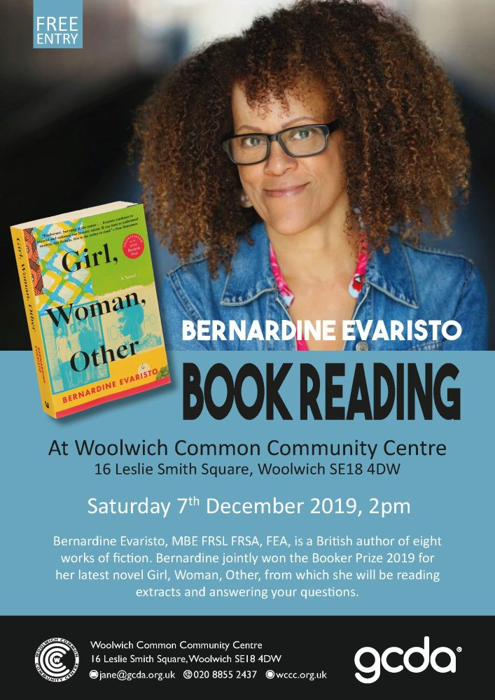 Book Reading Flyer