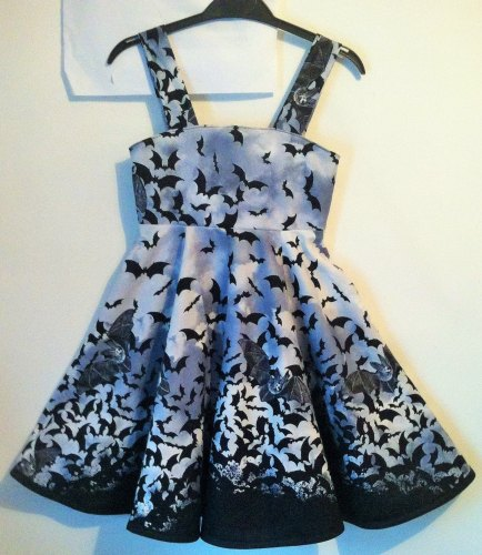 Bats Twirly Dress