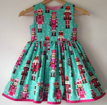 Nutcracker Dress, Christmas dresses for girls