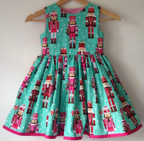 Girls Nutcracker Dress, Christmas dresses for girls