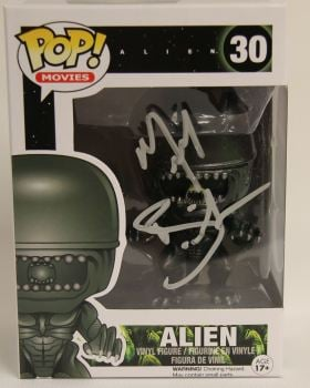 Michael Biehn Hand Signed Funko Pop
