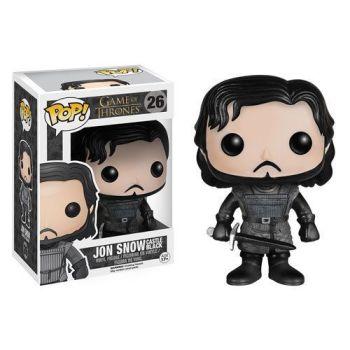 Game of Thrones Jon Snow Castle Black Funko Pop! Vinyl Figure
