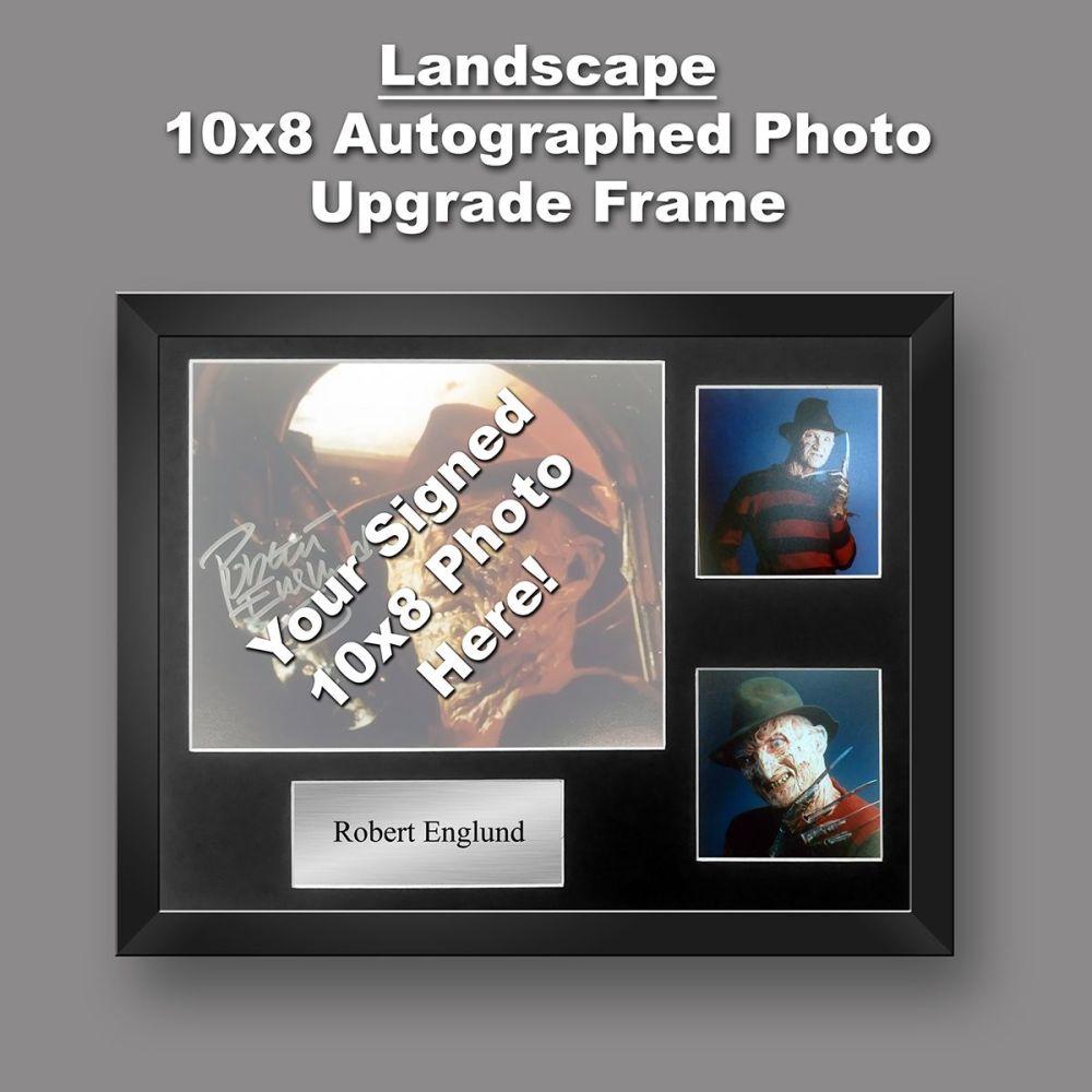 Autograph Upgrade Frame Landsacpe