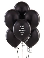 OMG balloons (Pack of 5) - C0003