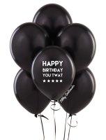 Happy birthday twat balloons (Pack of 5) - C00023