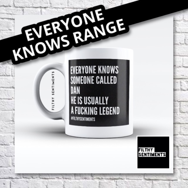 EVERYONE KNOWS RANGE