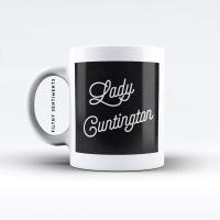 Lady Cuntington mug - M022LADYC