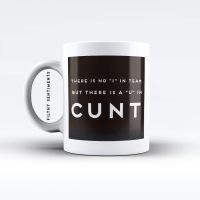 """No """"i"""" in team mug - M029TEAM"""
