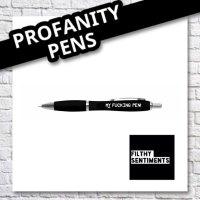 My fucking pen - B0002