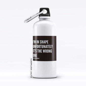 Water bottle I'M IN SHAPE - WB503SHAPE