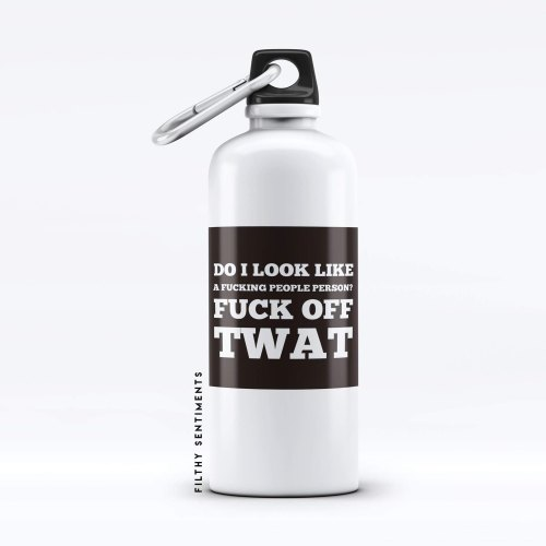 Water bottle People - WB505PEOPLE