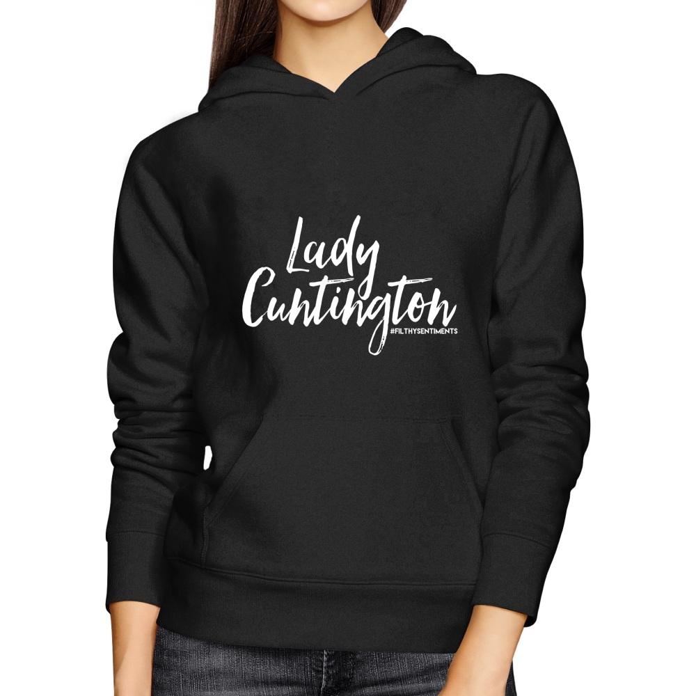 Lady Cuntington Hoodie