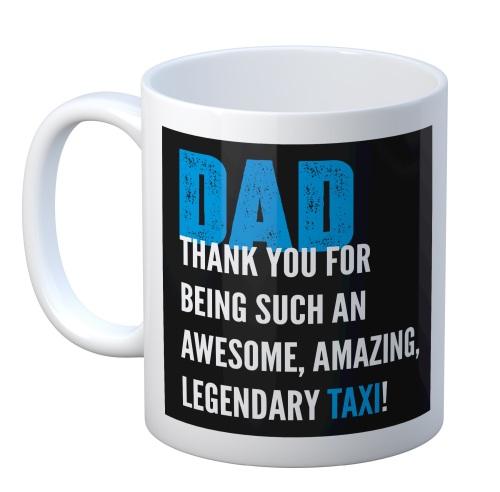 DAD TAXI MUG - M089