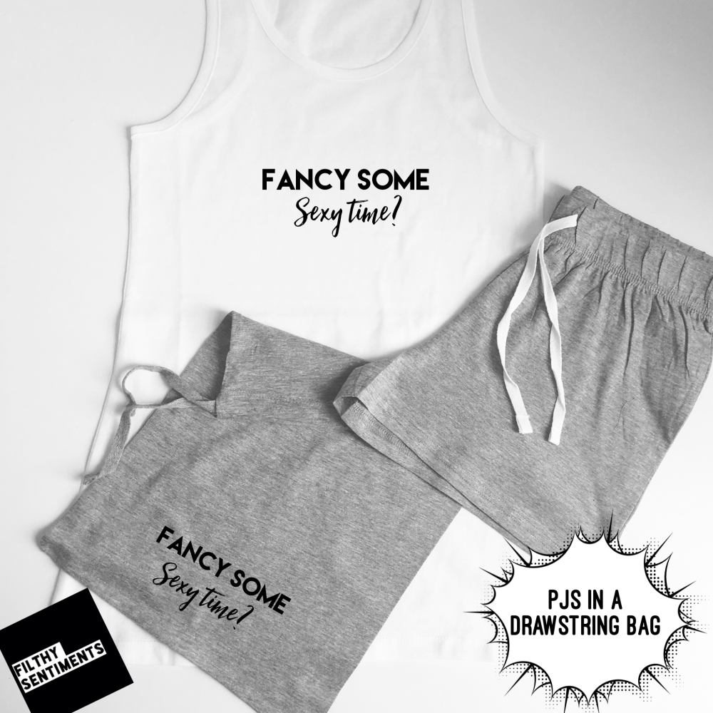 PJS - FANCY SOME SEXY TIME?