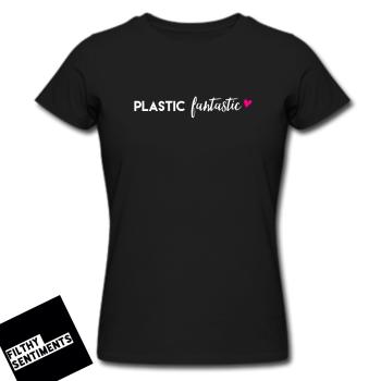 TEE - Plastic Fantastic (BLACK)
