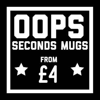*AMAZING SECONDS MUGS*