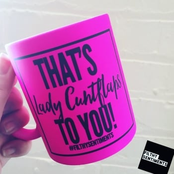 *NEW* THATS LADY C TO YOU! MUG 132