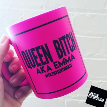 *NEW* QUEEN BITCH MUG 121