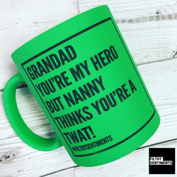 *NEW* GRANDPARENT MUG