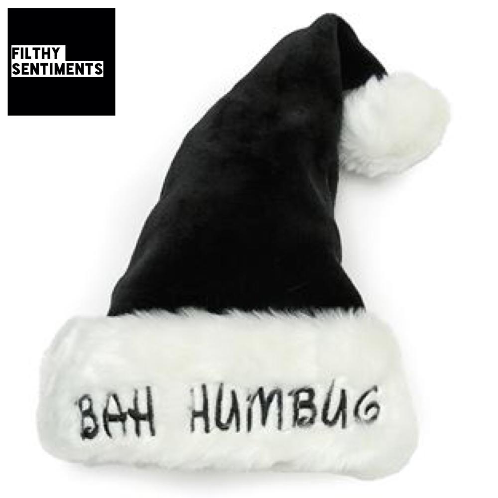 Bah Humbug Hat!