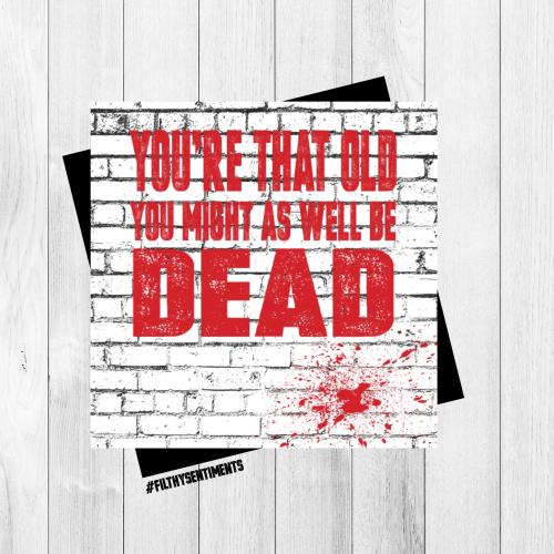 DEAD CARD - FS318