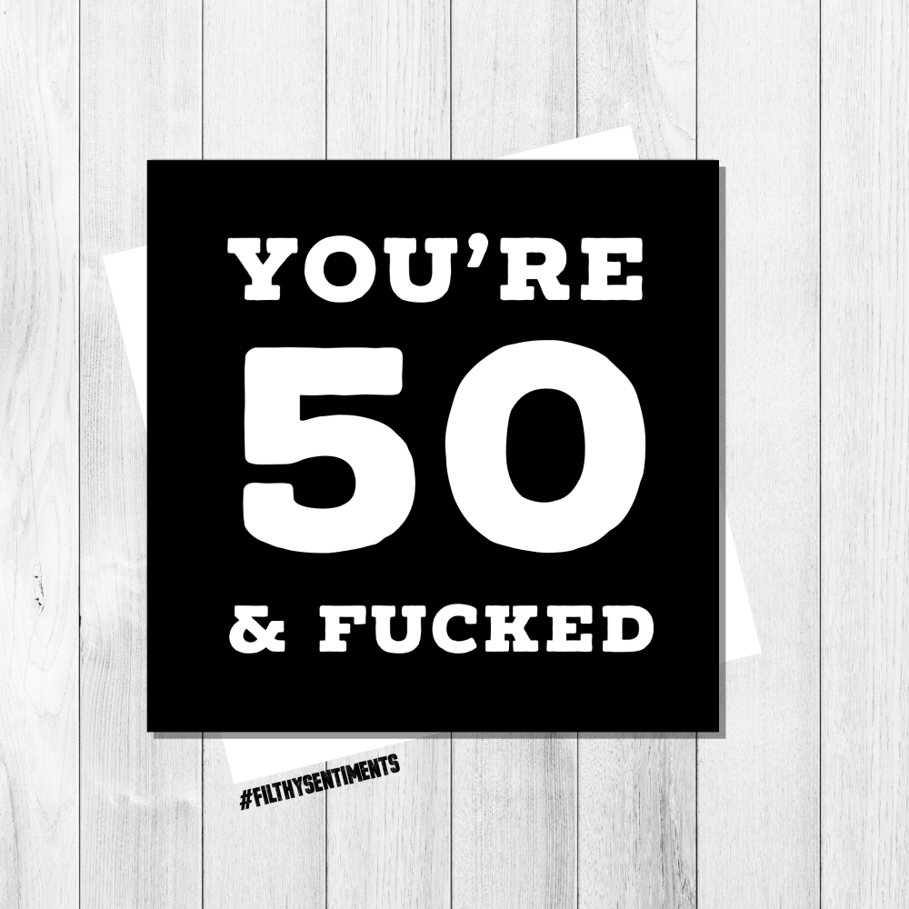 50 & FUCKED - G0026