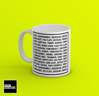 Insult Mug - 167