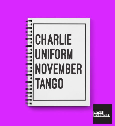 CHARLIE NOTEBOOK - N004
