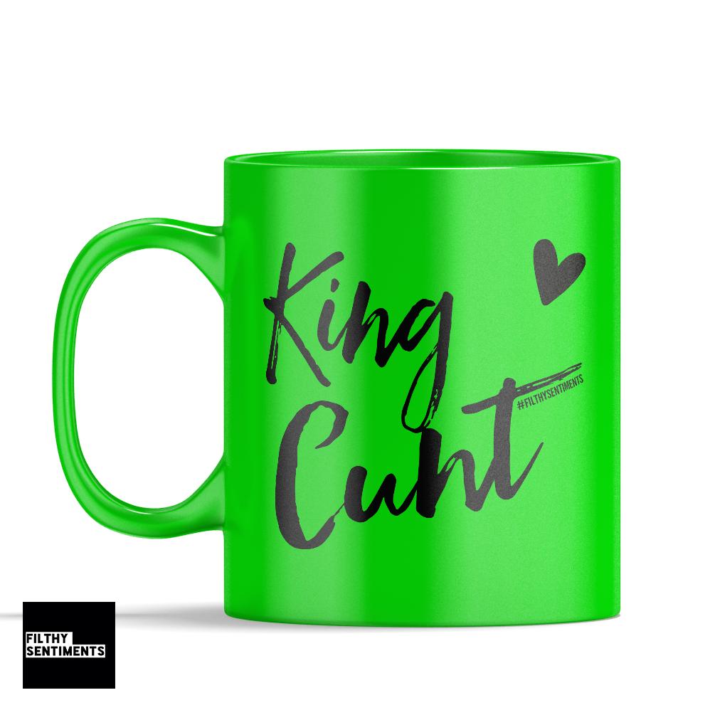KING CUNT MUG - 177