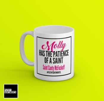 SAINT PERSONALISED MUG - 165