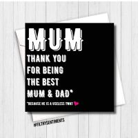 BEST MUM CARD - FS114 - H00013