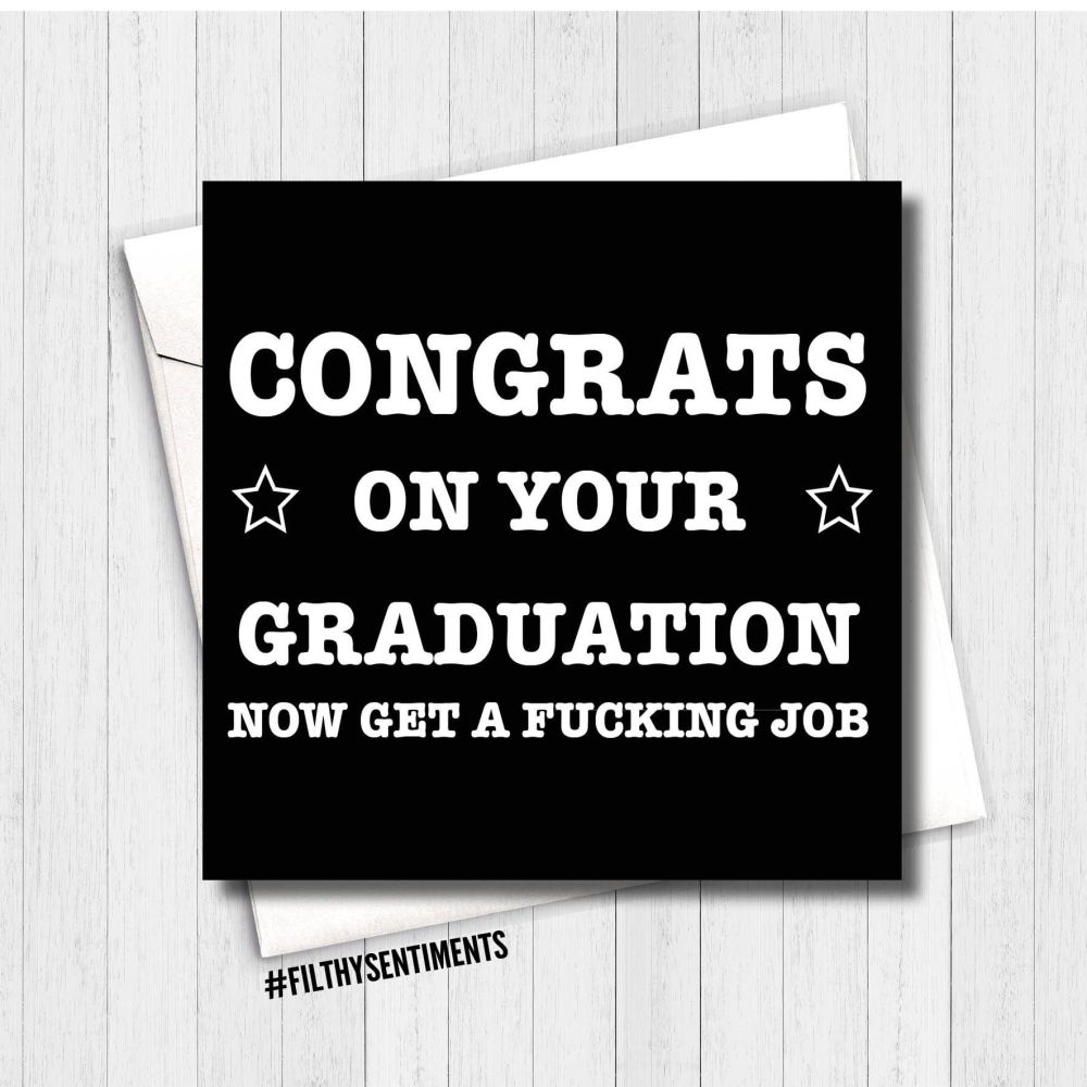 Congrats on your graduation COYG230 - G0070