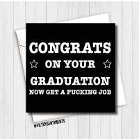 Congrats on your graduation FS173 - G0070
