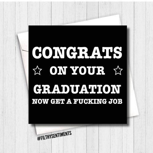 Congrats on your graduation COYG230 - G0070