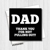 Dad - pulling out card FS243 - G0056