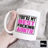 Best Auntie Mug