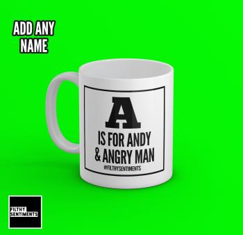 Alphabet Mug - 193
