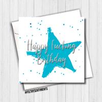 Happy Fucking Birthday Star - FS406